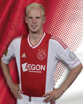 2012-2013 Davy Klaassen